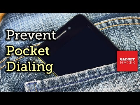 Prevent Accidental Pocket Dialing On Android [How-To]
