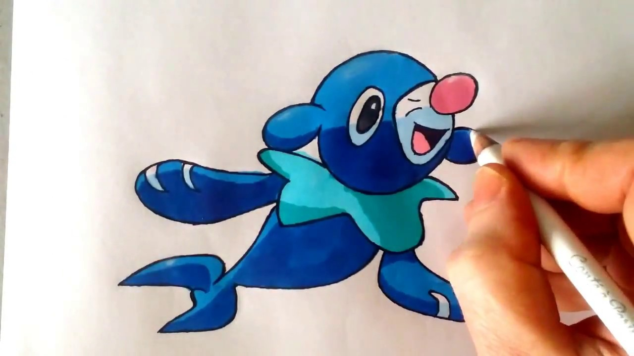 Comment Dessinerhow To Drawcomo Dibujar A Otaquin Tuto Pokemon Facile