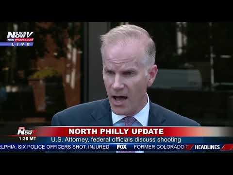 HILL'S HISTORY: U.S. attorney, federal officials discuss #NorthPhilly Incident
