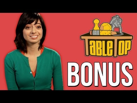 Kate Micucci   from Last Night on Earth  TableTop ep. 15