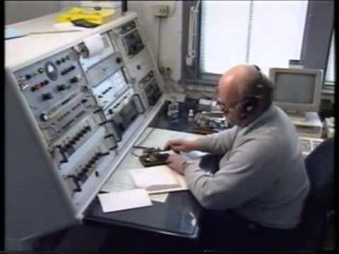 ZLW Wellington Radio final Morse code transmission