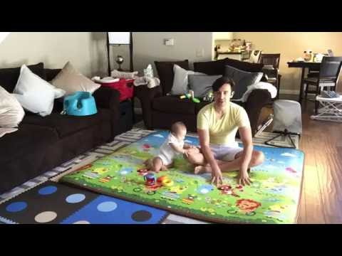 MyLine Baby PlayMat Review for Babies