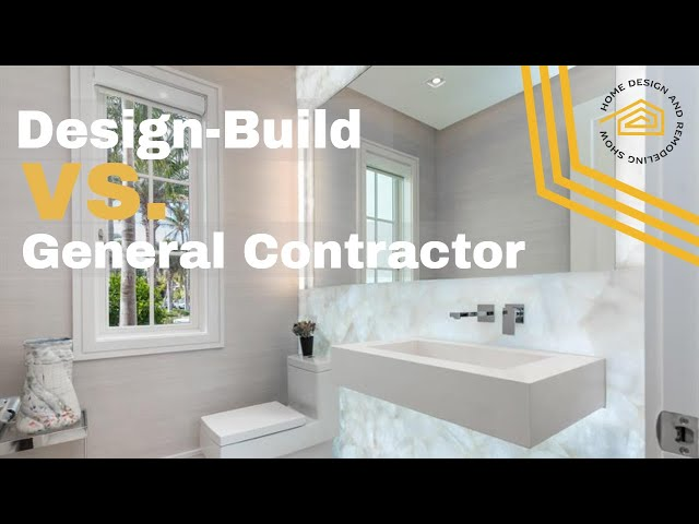 Design Build VS General Contractor. TIPS for Your Next Home Project