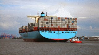 Die 5 grössten Schiffe der Welt