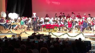 We Are Danvers - DHS Concert Band Holiday Concert - 12/12/18