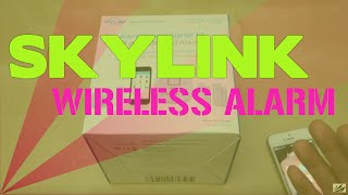 Skylink Net SK-250 Wireless Security System Starter Kit Comprehensive Review