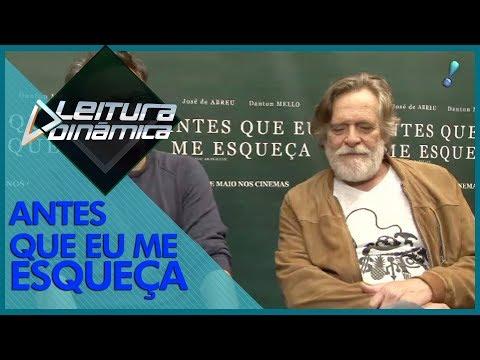 José De Abreu Fala Sobre Filme Que Aborda Alzheimer: