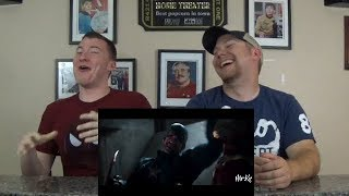 Captain America - (Man of Steel Style) REACTION!!!