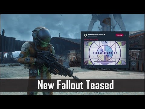 Bethesda Teases BIG NEW Fallout Game