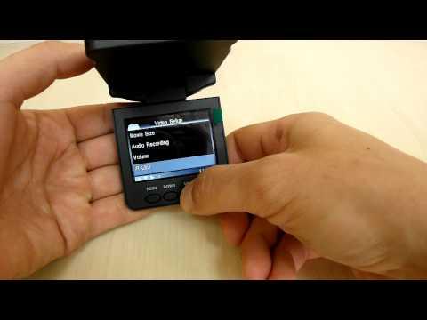 Review Digital Car DVR Camcorder HD720P (H-198 DVR-037) - DealExtreme DX