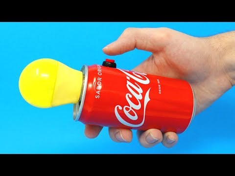 10 SIMPLE INVENTIONS!