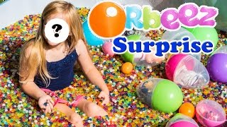 ORBEEZ Surprise Paw Patrol Nickelodeon Paw Patrol Blaze Orbeez World's Largest Surprise Video