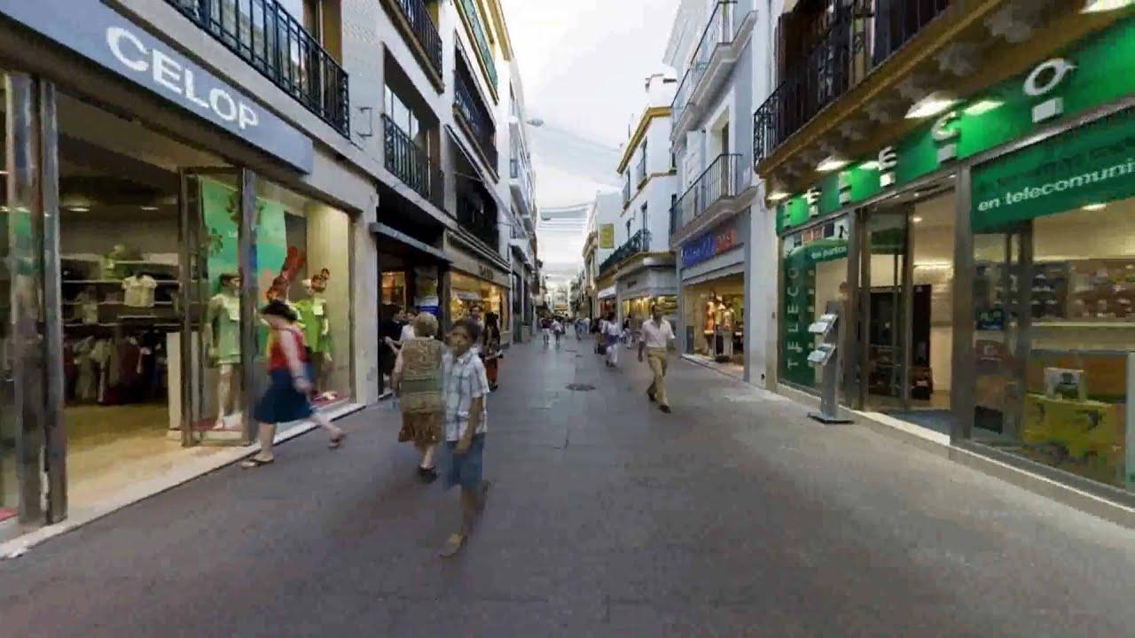 Calle sierpes en youtube - Calle correduria sevilla ...