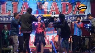 RADEN SANDIWARA desi GT -  JAIPONG DANGDUT LIA NADA  Live Sekardoja 13 Januari 2017