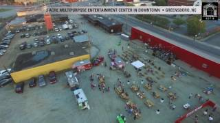3 Acre Multipurpose Entertainment Center in Downtown