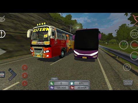 Maruthi V1 For Bus simulator Indonesia Kerala Bus mods  TEAM