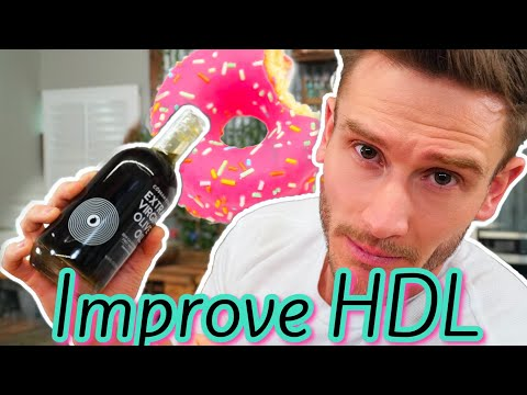 The 5 Types of HDL and How to Improve with Nutrition
