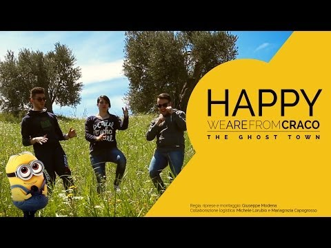 We are Happy from CRACO - Pharrell Williams