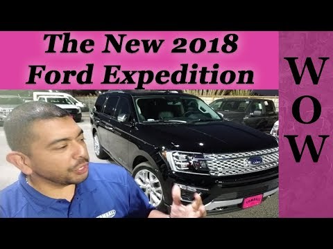 2018 Expedition Platinum, You will be impressed | Outside/ Inside look