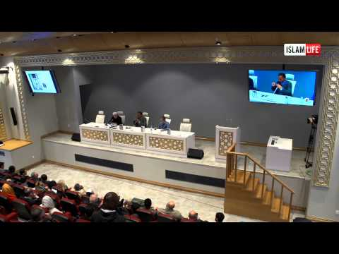 Тарика Рамадана Russia live stream lecture now at the Moscow