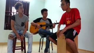 Đắng Lòng Thanh Niên - Guitar Cover [TBF BAND]