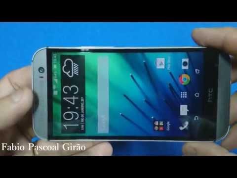 Review HTC One M8 português Brasil