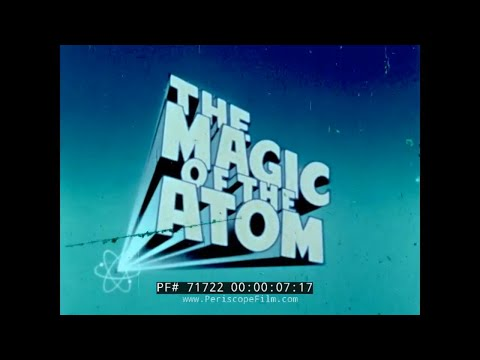 THE ATOM AND THE ENVIRONMENT NUCLEAR INDUSTRY MOVIE 71722