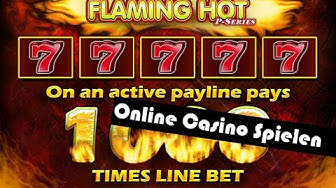 Flaming Hot Slot Machine || ONLINE CASINO SPIELEN || Le Clos