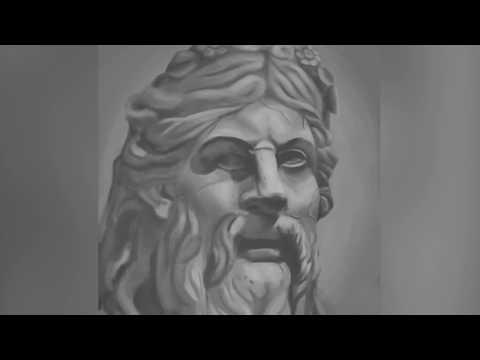 GREEK SCULPTURE - Speed Art