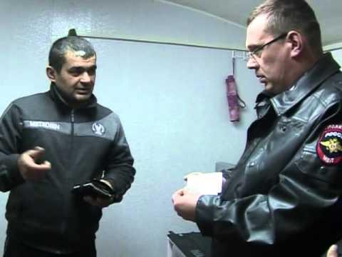 В Пролетарском районе Твери полицейские закрыли гостиницу для нелегальных мигрантов
