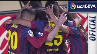 Highlights Villarreal CF (2-3) FC Barcelona - HD