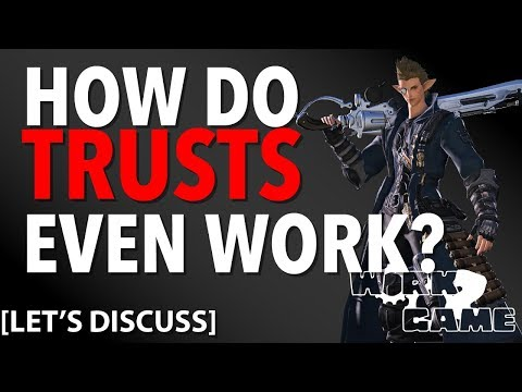 FFXIV Are Trusts any good? [Let's Discuss Media Tour]