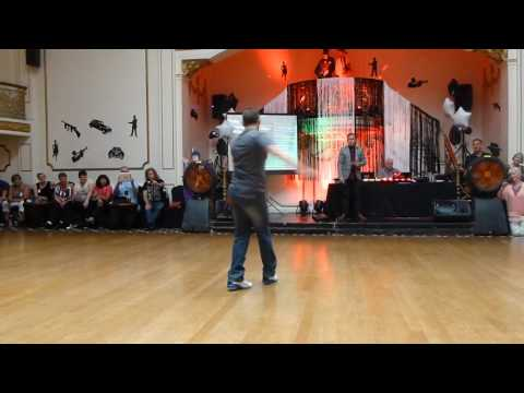 I Can't Do This Line Dance by Darren Bailey Demo @ 2016 Eurodance