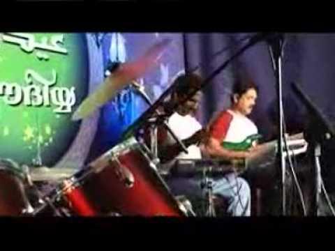 Eid Mappila Song Doha Stage Mubaraq Mubarak Mehafil Musics TV prog. - INDIA VISION 2010 Part 2
