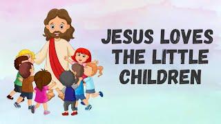 Jesus Loves the Little Children (Lyrics) - by Heritage Kids