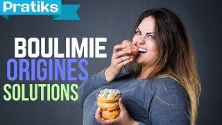 Boulimie, origines et solutions