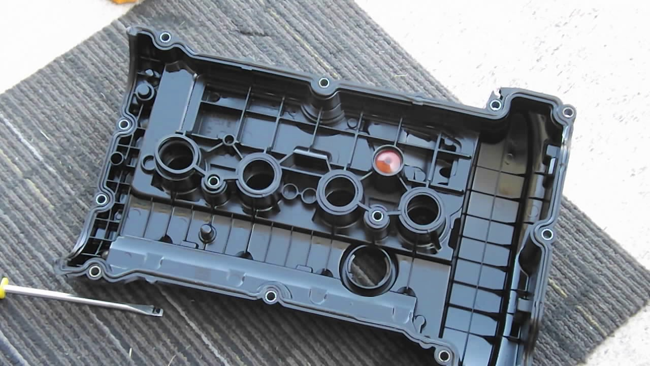 R56 Mini Cooper S Valve Cover Gasket Replacement Timing Chain