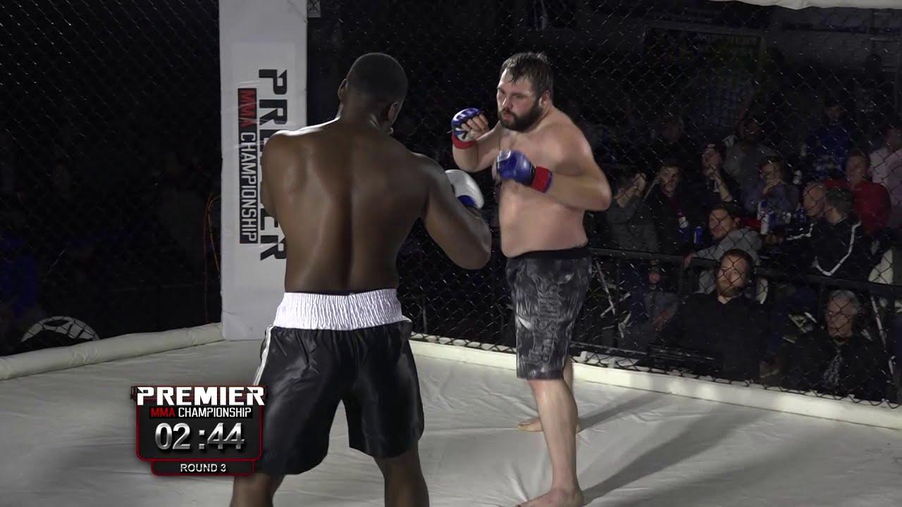 Premier MMA Championship 10 Curtis Tobin vs Jayden Taulker