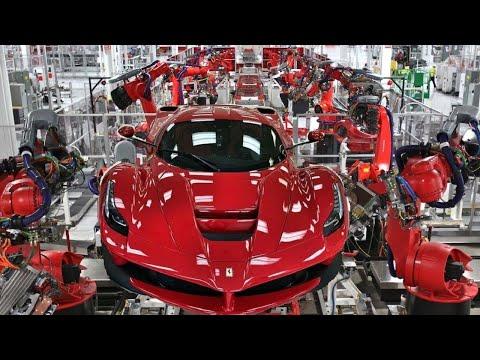 Самые современные технологии по сборке и производству автомобилей