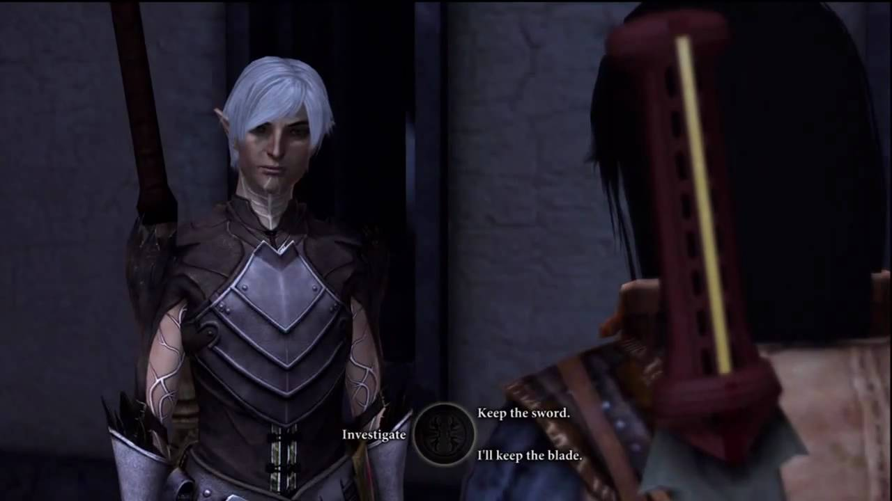 Dragon Age 2 - Fenris ...