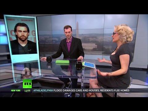 [48] MI6's Anti-Snowden Stenographers, Immigration Insanity & Alcoholic Monkeys