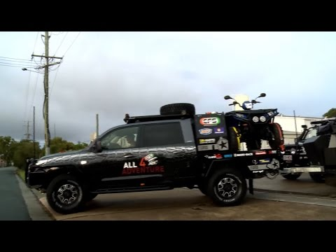 Landcruiser 79 & 200 Series Build: The Details ► All 4 Adventure TV