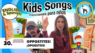 Songs For Kids Music Class with Alina Celeste and Mi Amigo Hamlet - Spanish and English- Bilingual!