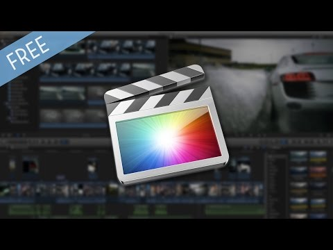 Intro to Final Cut Pro X — A Live Workshop Recording + Q&A
