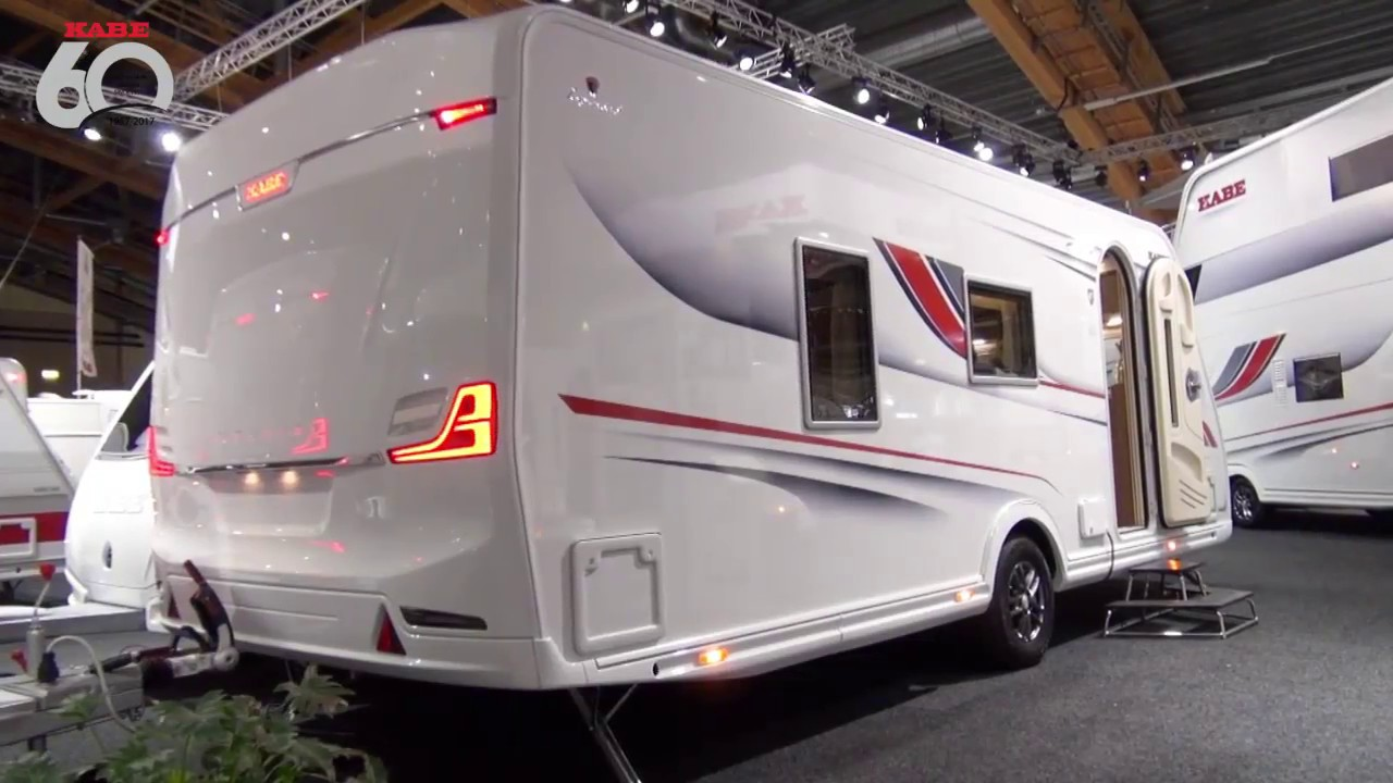 den nye kabe imperial 600 xl fk 2018 campingvogn youtube. Black Bedroom Furniture Sets. Home Design Ideas