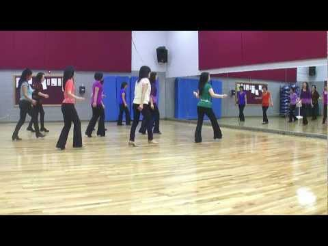 Treat Me Right - Line Dance (Dance & Teach in English & 中文)