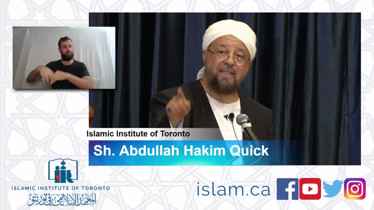 Download Friday Khutbah   Sh. Abdullah Hakim Quick   1:15 PM EST