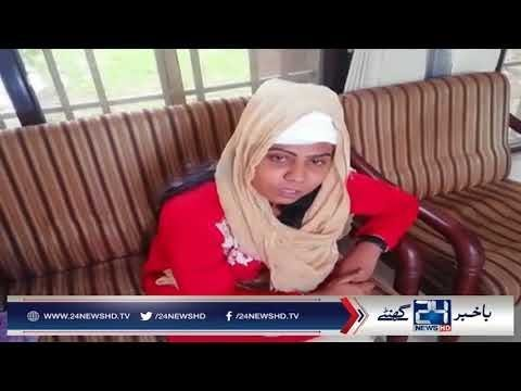 Attack on Polio team in Islamabad