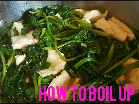 How To Make An Easy Boil Up