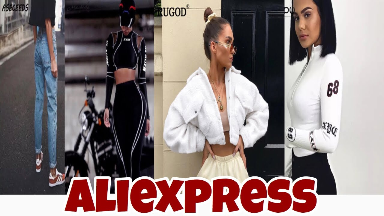 Aliexpress clothing try on haul || Insta baddie || SouthAfricanYoutuber || Aliexpress review